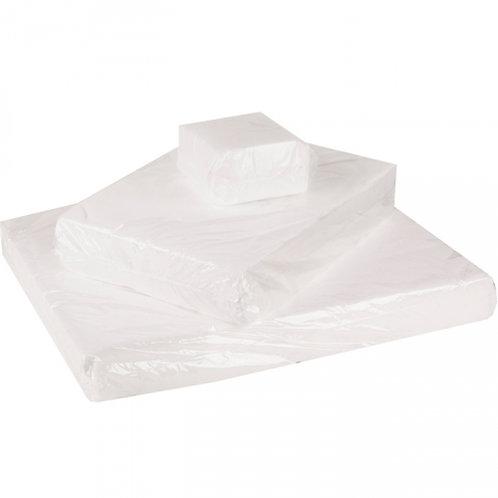 Салфетки пачка (100 шт.)белая