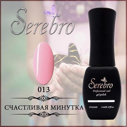 "Гель-лак ""Serebro"" №013, 11 мл"