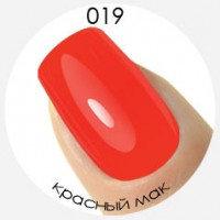 гель лак7мл Arnelle красный мак №019