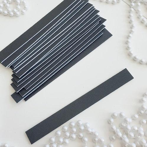 Smart файлы LONG на пене высотой 1 мм 50шт