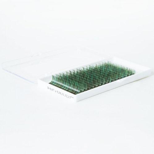 Sakura колорированые ресницы цвет-03(микс) D