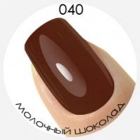 гель лак 7мл Arnelle молочный шоколад №040