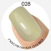 гель лак 7мл Arnelle пастельная олива №028