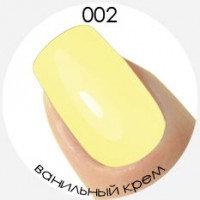 гель лак 7мл Arnelle(ванильный крем) №002