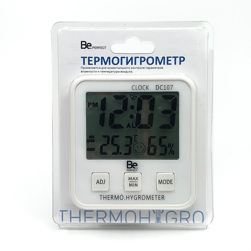 Термо-гигрометр Be Perfect