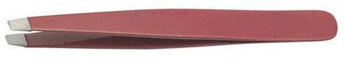 Пинцет скошенный розовый: PT-358-PK