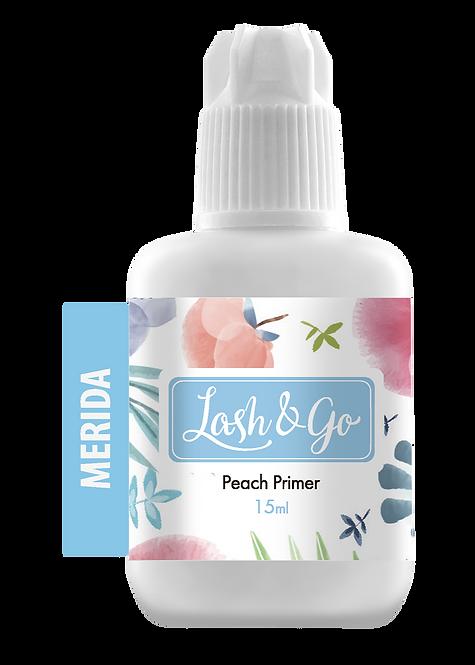 Праймер Merida Lash&Go с ароматом персика