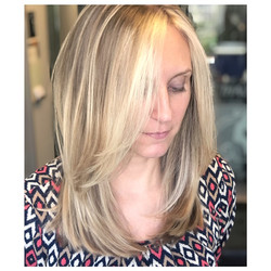 Babylight Balayage with Face Frame