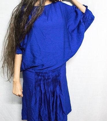 VINTAGE GOWN SKIRT DRESS