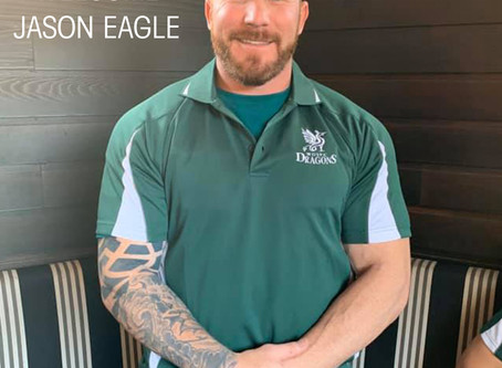 Welcome Jason Eagle