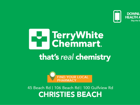 Welcome Terry White Chemmart Christies Beach to the Dragons!!