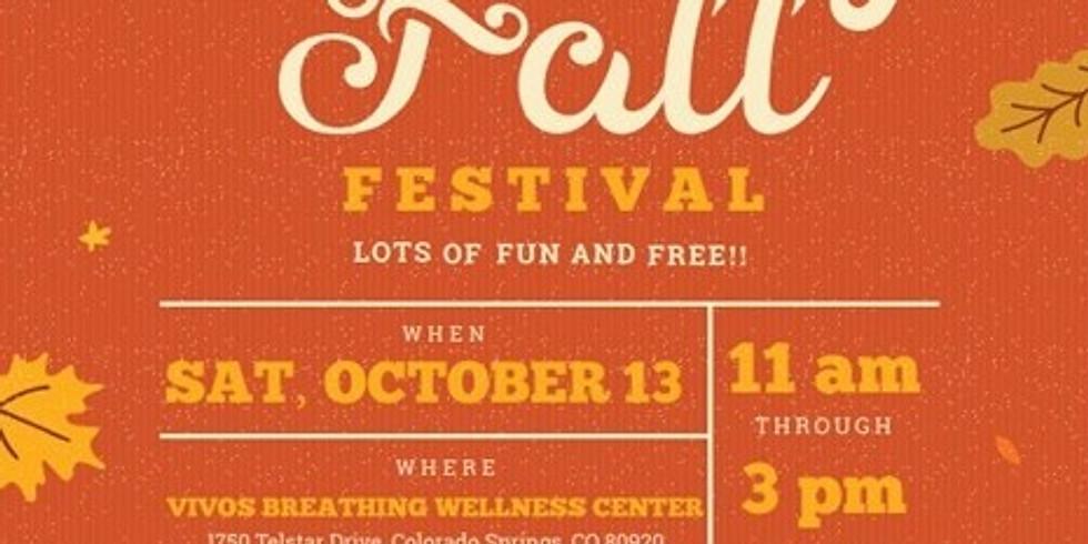 Vivos Family Fall Festival