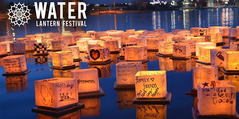 Fresno Water Lantern Festival