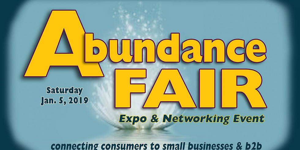 Abundance Fair – Expo and Networking Event