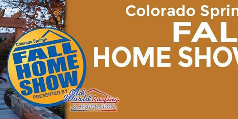 Colorado Springs Fall Home Show