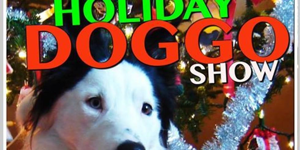 HOLIDAY DOGGO SHOW