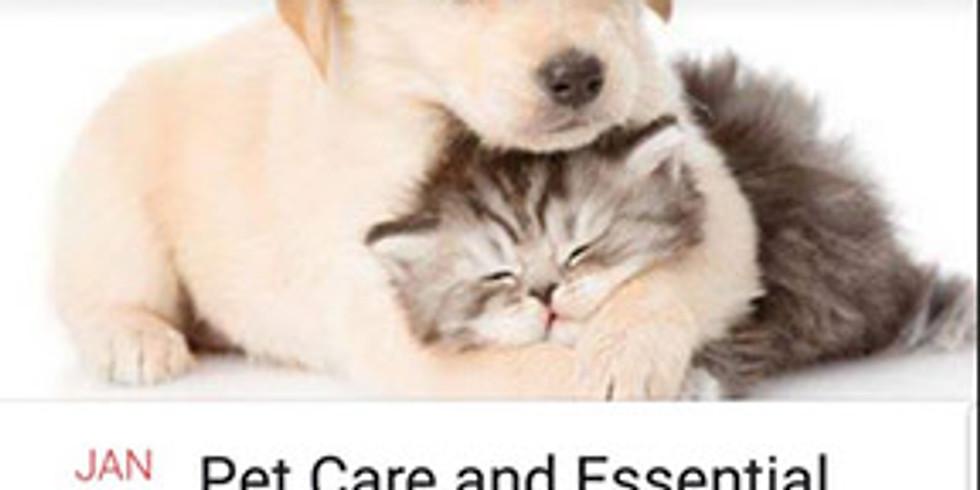 Pet Care and Essential Oils