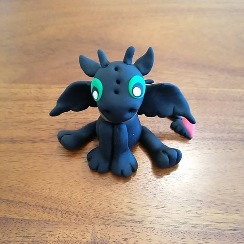 Toothless Dragon Clay Kit