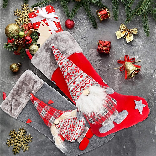 Christmas Stocking gift set
