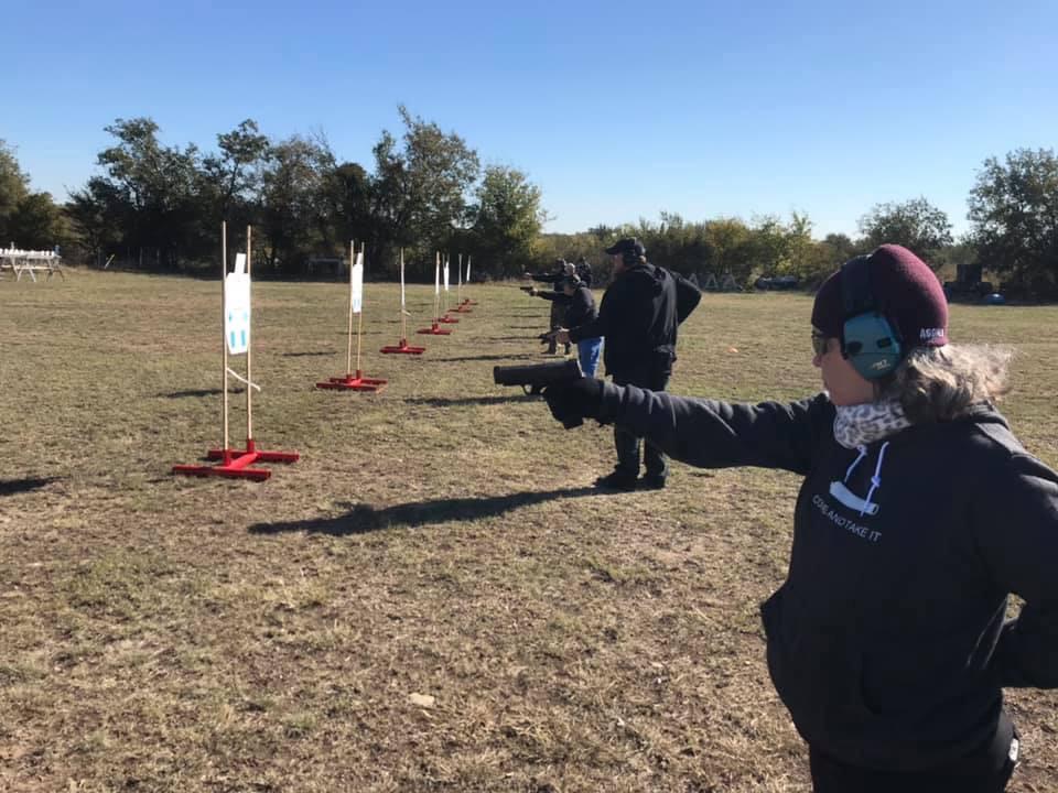 Adaptive Combat Pistol