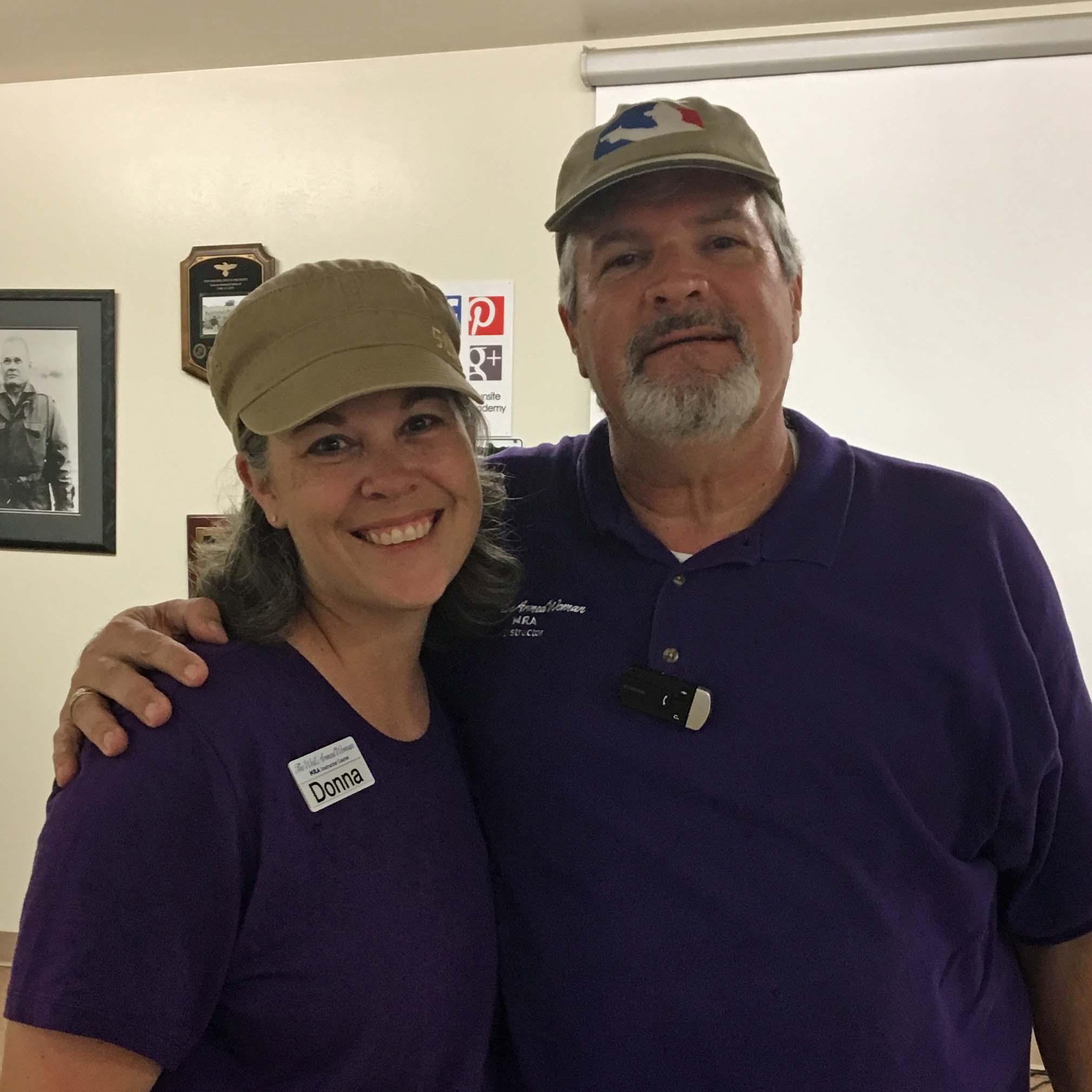 Donna & Mike Abramovich - 7/2017