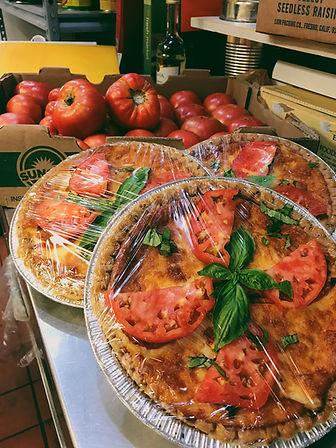 Miss Daisy's Summer Tomato Pie
