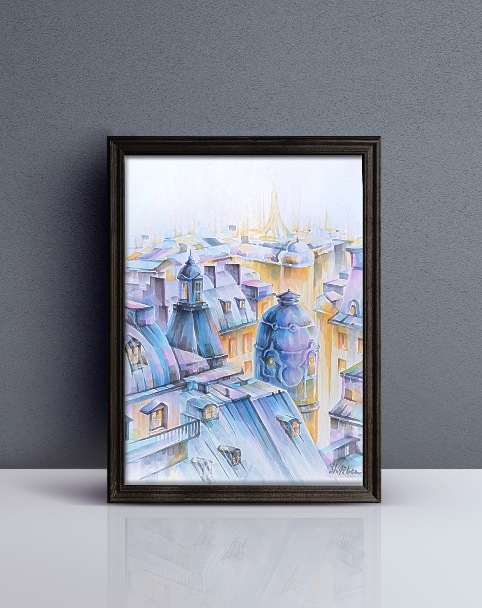 ILLUSTRATIONS - PARIS