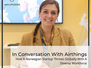 A Conversation With Airthings: How A Norwegian Startup Thrives Globally