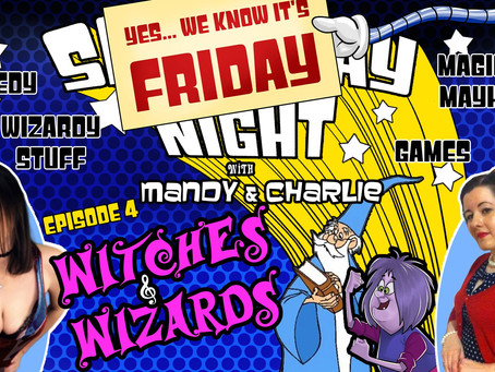 Mandy, Charlie's London, & Friends FRIDAY NIGHT LIVE!