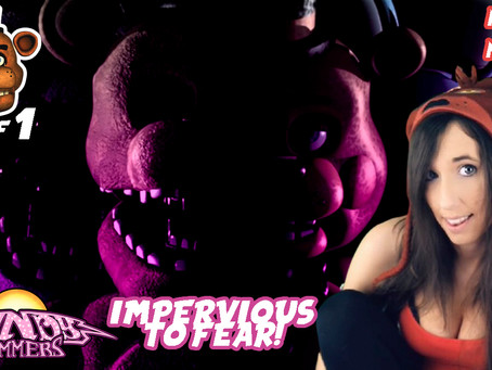 Let's Play Five Night's at Freddy's! Night 1 & Night 2 !