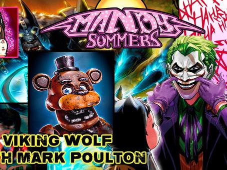 VIKING WOLF, MANGA JOKER COMIC, DRAKE BELL DRAMA, & SCOTT CAWTHON CANCELLED!
