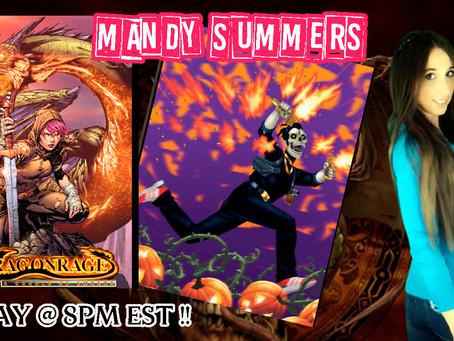 Live CG! Crowdfunding DragonRage & Johnny Phantasm!