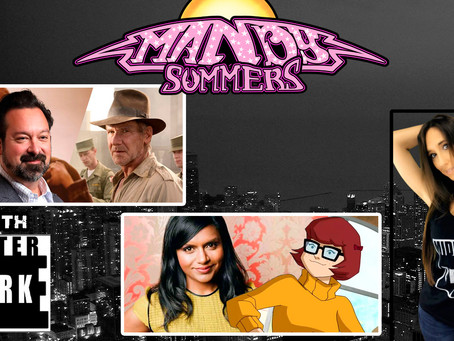 INDIANA JONES 5 DIRECTOR LASHES OUT AGAINST FANS ON TWITTER! VELMA TV SHOW & HE-MAN PROBLEMS!