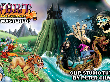 Wart The Wizard 2 + Remastered Edition Coming Soon!