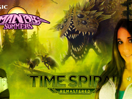 New MTG Expansion Time Spiral Remastered Revealed !