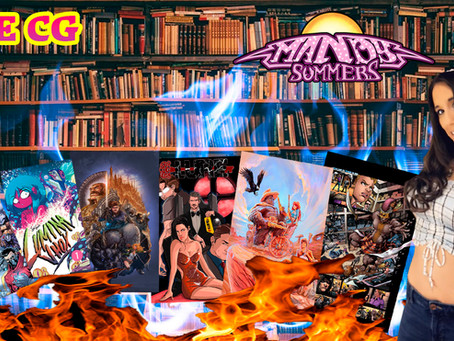 Live CG! ComicsGate Crowdfunding Episode 116