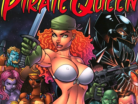 Pirate Queen is now Live!