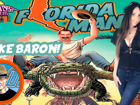 LIVE! WE'RE GOING TO FLORIDA WITH MIKE BARON!