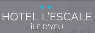 Hôtel L'escale Logo.png