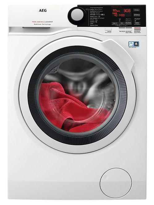 AEG L7FBE84W Wasmachine