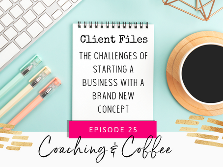 Coaching & Coffee Episode 25: The Client Files - Laura McDonald of Trendy Thrift Shop for kids