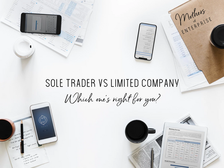 Ask an accountant: Sole Trader vs Limited Company
