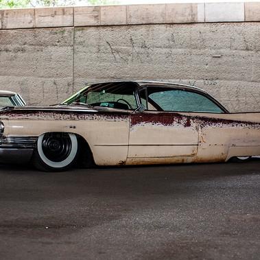 Cadillac before