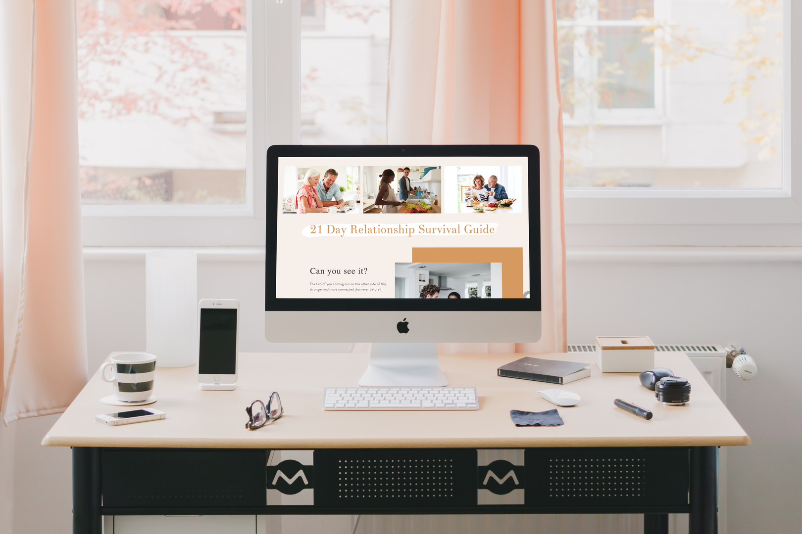 Helping Couples Succeed Landing Page