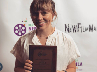 CHARLIE wins Best Documentary at NFMLA