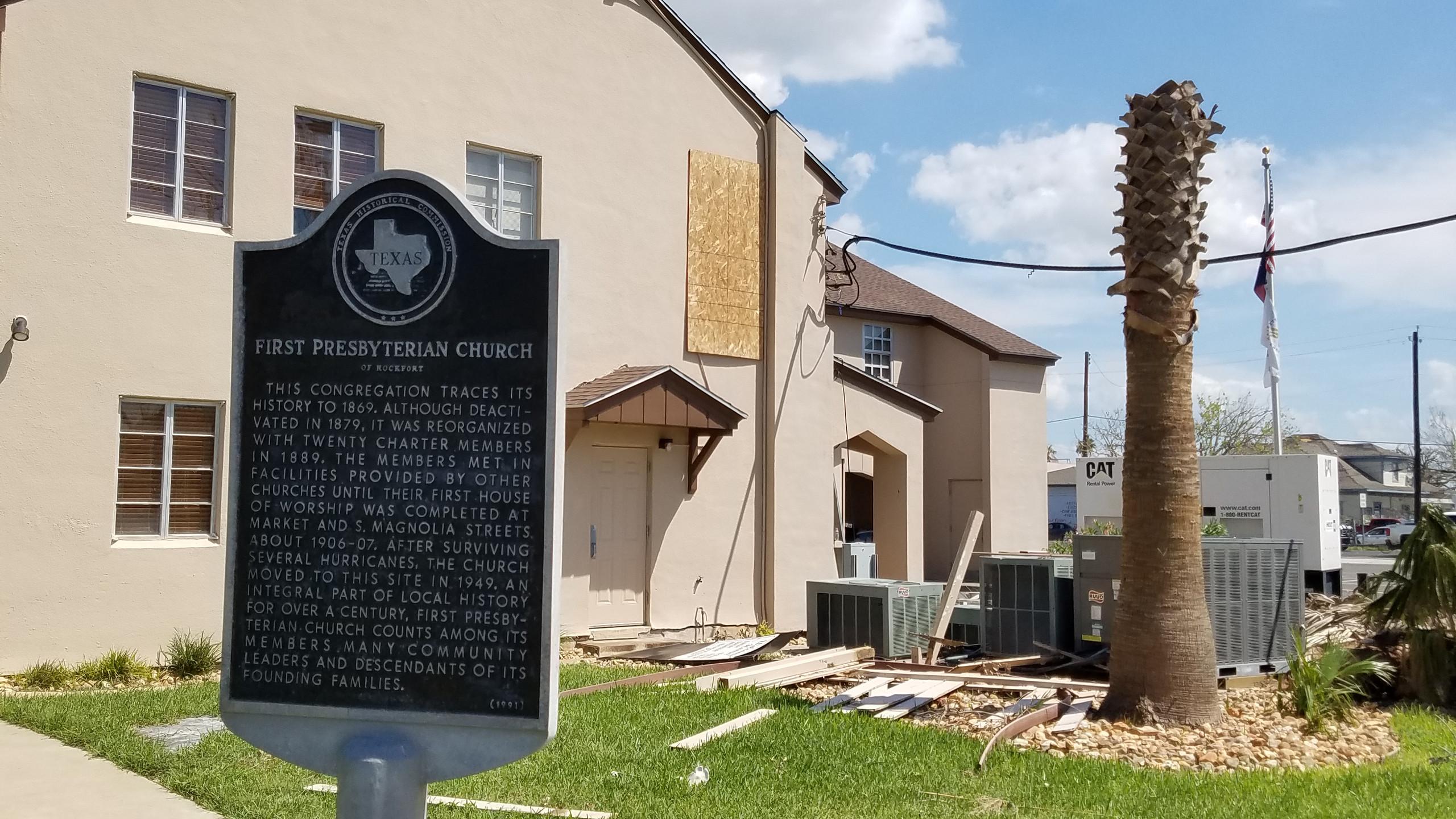 FPC Rockport, TX