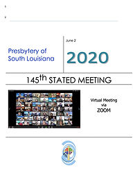 2020 JUNE 145TH STATED MEETING PACKET co