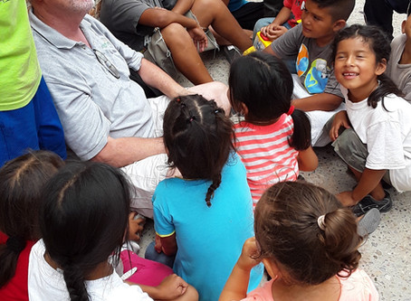 Juarez/El Paso: Children