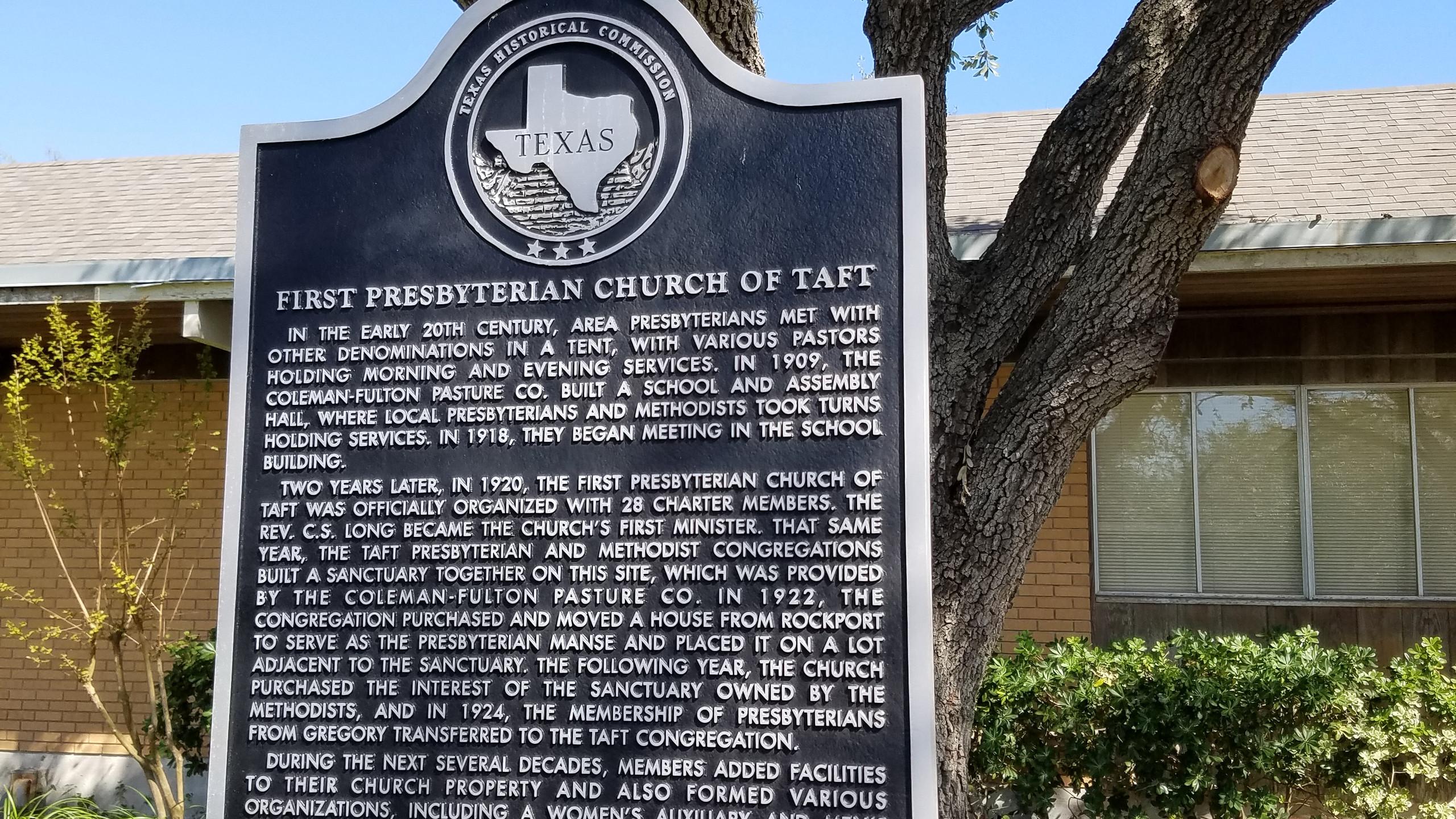 FPC, Taft, TX
