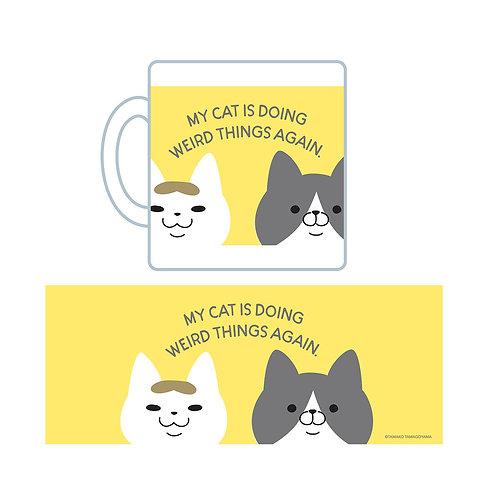 『うちの猫』マグカップ